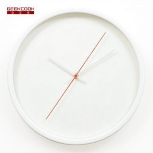 geekcook-white-clock